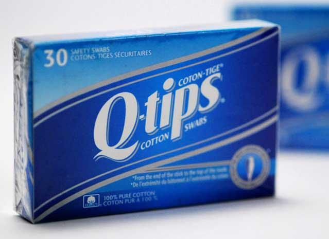 Qtips Q tips Unilever   Cosmetics