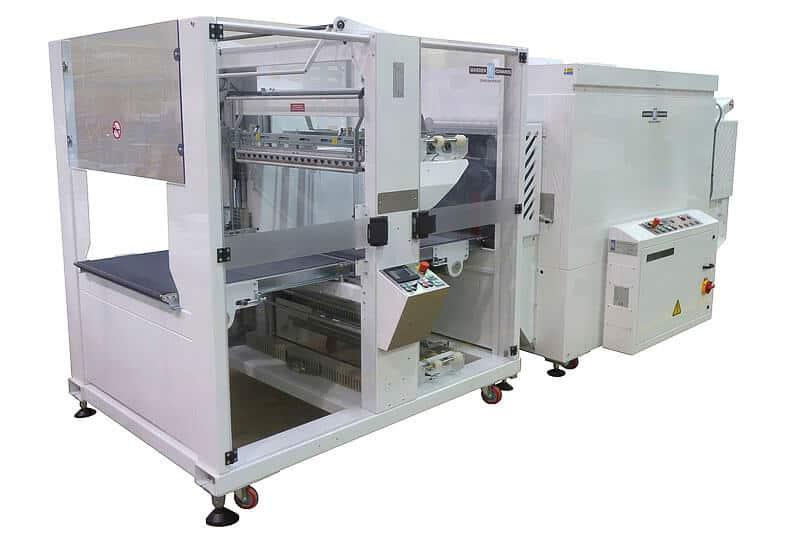 ME Shrinkwrap machinery